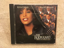 The Bodyguard OST Soundtrack CD 92 Arista Playgraded