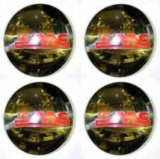 1947 - 1955 GMC Hub Cap Hubcap Decal set of 5 Decals ONLY