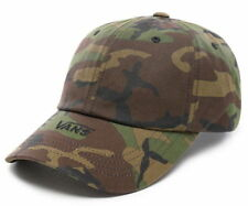 74a5e9a896f Vans MAYFIELD Classic Camo Mens Hat  NEW Jockey Cap 6 Panel CAMOUFLAGE Free  Ship