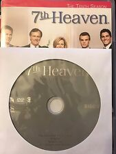 7th Heaven - Season 10, Disc 2 REPLACEMENT DISC (not full season)