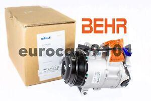New! Mercedes-Benz C280 Behr Hella Service A/C Compressor 351110931 0022303111