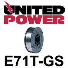 1 X 0.8mm X 1KG E71T-GS GASLESS MIG WELDING WIRE FLUX CORED