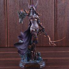 Cataclysm Figures of Games Sylvanas Windrunner Action Figure PVC Collectible Mod