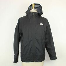 The North Face Men's Black Hooded Jacket Size L