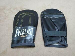 EVERLAST Speed Bag Training Gloves Sparring Boxing NEW Black