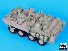 US Stryker WINT-T A con ACCESSORI ATTREZZATURA Set T35145, cane nero, 1:35