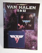 Van Halen Song book for Guitar  EXCELLENT !