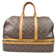 LOUIS VUITTON MONOGRAM SAC SPORT TRAVEL HAND BAG M41444 8902VI 62352
