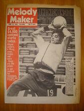 MELODY MAKER 1978 APR 22 ROD STEWART COSTELLO KRAFTWERK