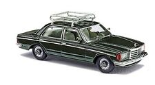 Busch 46864 h0 AUTO MERCEDES w123 berlina con tetto trave bagagli