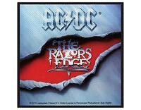 Officiel sous Licence - AC / Dc - Razors Edge Tissé à Coudre Patch Rock Angus