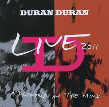 Duran Duran - A Diamond in the Mind-2011 Live - CD