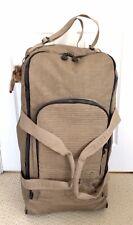Kipling Trotter K19698-090 Rolling Wheeled Duffel/Soft Side Suitcase Bag