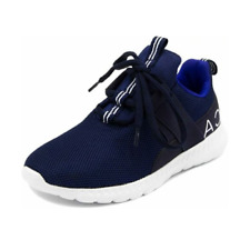 Nautica Kids Youth Navy Comfortable Running Kappil 2 Lace Up Sneaker Shoes US 5