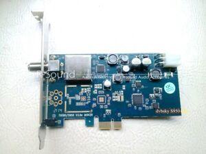 dvbsky S950 PCI-E HD DVB Receiver Card M88DS3103 chip 2.5Gbps PCIe interface