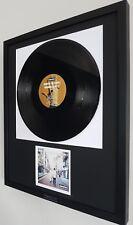 Oasis- 'What's The Story Morning Glory ' Original Vinyl Album-Luxury Box Framed-