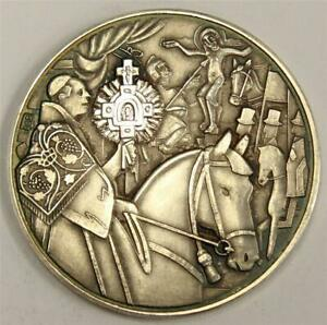 1994 Germany 900 jahre Heilig-Blut Weingarten 1094-1994 silver medal 20.1 grams