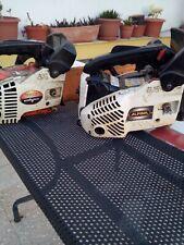 Coppia Motoseghe 25cc Usate Alpina + Cinese Funzionanti