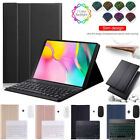 For Samsung Galaxy Tab S7+ S7plus T870 T970 Detachable Keyboard Stand Case Cover