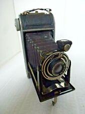 Rare. Edelweiss  Zenith (Italy) folding pocket camera c1920