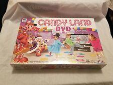 NEW Candy Land DVD Game Age 4+ Bilingual Milton Bradley SEALED