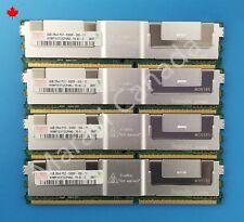 16GB 4x4GB PC2-5300F FB-DIMM RAM Apple Mac Pro 1.1 2.1 3.1 2006 2007 2008 Memory