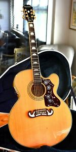 Epiphone EJ200CE-N...Great Condition