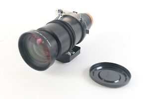 "Christie 1.5-2:1 0.95"" SXGA 1.4-1.8:1 CT 0.95"" HD Projector Lens"
