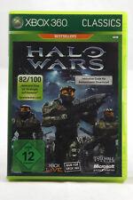 Halo Wars (Microsoft Xbox 360) Spiel in OVP, PAL, CIB, TOP, SEHR GUT