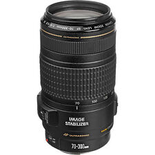 Canon EF 70-300mm IS USM F4-5.6 Image Stabilizer full frame