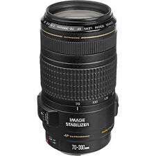 Auto & Manual Focus DSLR Telephoto Camera Lenses for Canon
