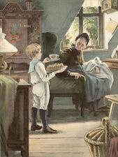 Gumpert. Herzblättchens Zeitvertreib. Unterhaltungen für kleine Knaben. EA 1897