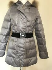 Monnari#Womens Puffer Grey Winter Coat#Size S/8#Used#Excelent Condition#Monnari#