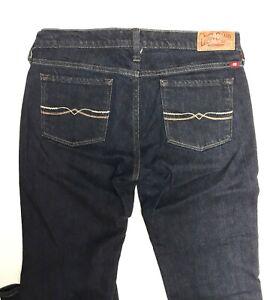 Lucky denim jeans Southside Zoe womens Size 6 / 28 resin rinse blue