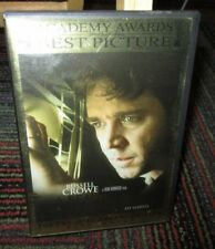 A BEAUTIFUL MIND 2-DISC AWARDS EDITION DVD SET, RUSSELL CROWE, JENNIFER CONNELLY