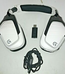 Logitech G933 Artemis Spectrum 981-000620 White