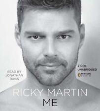Me by Ricky Martin (2010, CD, Unabridged)