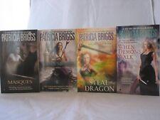 Sianim #1-4: Book Series by Patricia Briggs (Mass Market Paperback)