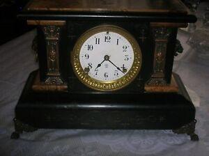 Antique pre1930 Seth Thomas Mantel ClocksPartsorRestoration and Flat Glass Pa