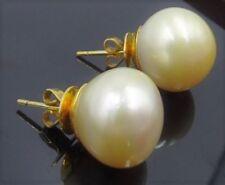 South Sea Stud Fine Earrings