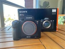 Sony Alpha A7R II 42.4 MP Mirrorless Digital Camera (Body only)