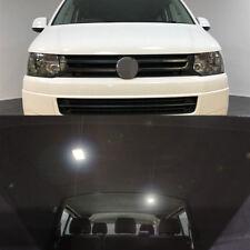 3x Xenon White For VW T4 T5 T5.1 T6 Transporter Interior Light LED Upgrade