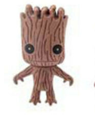 Marvel Groot Figural Rubber Key Chain Anime Manga NEW