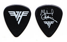 Van Halen Michael Anthony Signature Black Guitar Pick - 1986 5150 Tour