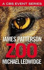James Patterson and Michael Ledwidge, Zoo: 2015 Paperback