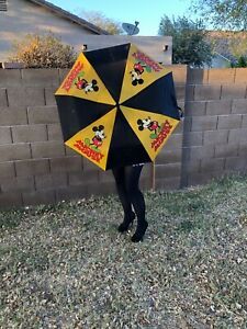 vintage mickey mouse umbrella