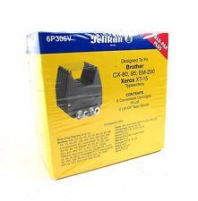 Pelikan Model# 6P306V CX-80 EM-200 Correctable Cartridges & Lift Off Tape Spools