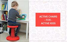 Active Kids Chair – Wobble Chair Pre-School - Elementary School - Age 3-7 y
