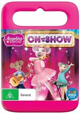 Angelina Ballerina: On With the Show! NEW R4 DVD
