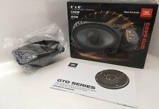 "JBL GTO 6429 Car 4""x6"" 2-way 135W Max Single Speaker Only  NOS#"